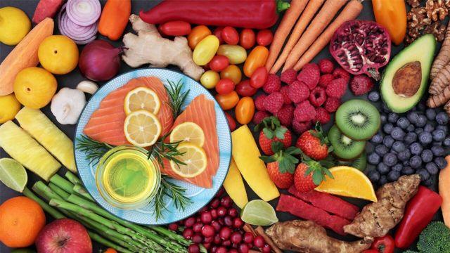 อาหารผิว ผิวสุขภาพดี